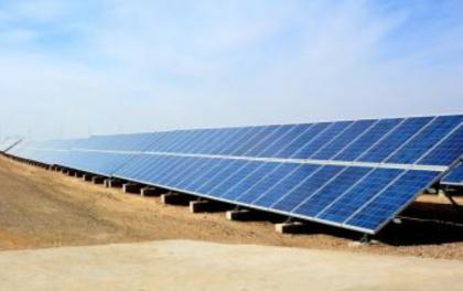 装机1兆瓦的光伏电站需要多少吨各种材料?