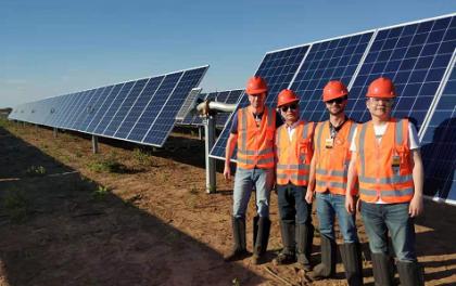 巴西公布太阳能项目运营排行榜,协鑫集成4个供货项目入围前十