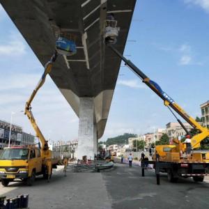 大众高空吊车出租21米高空作业15811881179作业安装-- 广州大众搬家官方官网