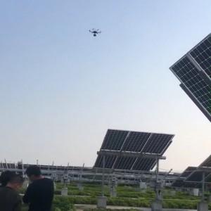 光伏面板无人机巡检设备-- 苏州莱科斯新能源科技有限公司