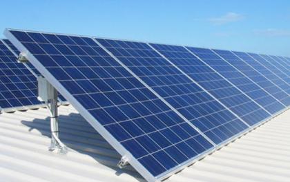 山西芮城20MW光伏发电项目并网发电