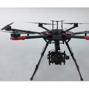 光伏板无人机巡检热成像检测设备