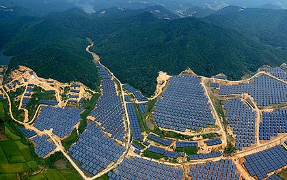 阿布扎比2GW太阳能电站更新进展