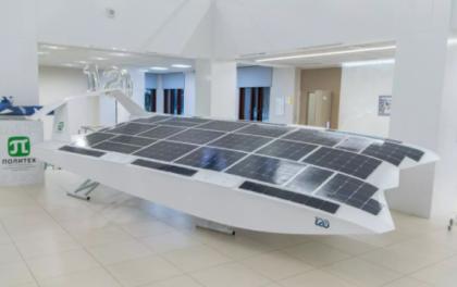俄科学家正在研制无人驾驶太阳能地效翼飞行器