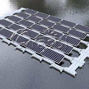 水上漂浮支架安装系统-- 厦门格瑞士太阳能科技有限公司