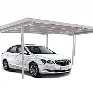 车棚支架安装系统