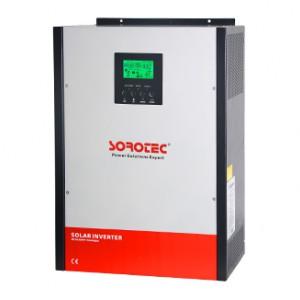 牧区太阳能离网发电系统48V/5KW