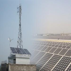 尼泊尔电信基站-48V/200A一体化太阳