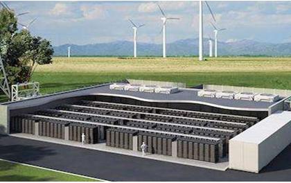 国家能源局组织申报储能示范项目