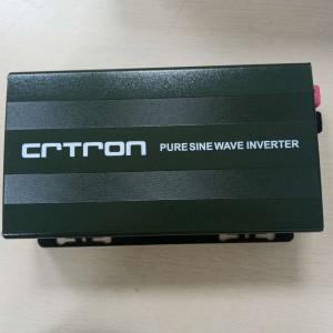 CRTRON低温逆变器1000W/2000W正弦波-- 昆山凯创新能源有限公司