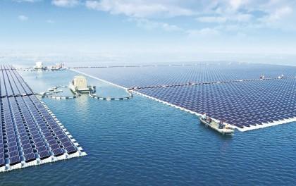 水面光伏系统技术创新 阳光助推平价上网进程