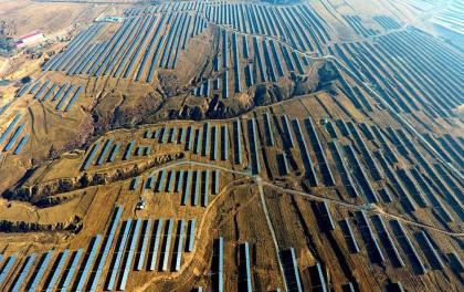 甘肃张掖市争取到国家光伏发电项目建设指标34万千瓦