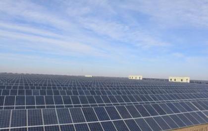 """湖南""""一带一路""""基金与沙特公司达成合作 投资1.6亿美元共建埃及光伏发电项目"""