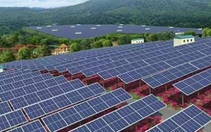 总投资3.94亿元 大唐合计110MW光伏项目落户广东云浮