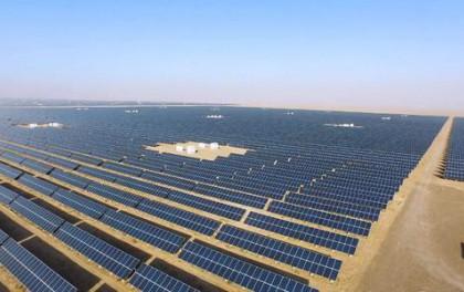 世界首条清洁能源通道再添4座光伏电站