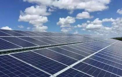 中企承建埃塞俄比亚光伏电站竣工