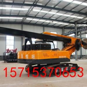 履带旋挖钻机 旋挖打桩机 地基打桩机-- 济宁汇中机械有限公司