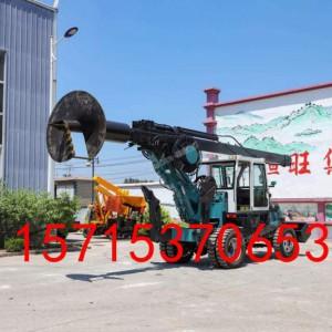 轮式旋挖打桩机 地基打桩机 桥梁打桩机 旋挖钻机厂家-- 济宁汇中机械有限公司