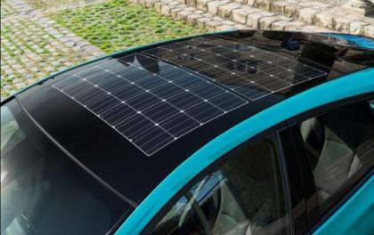 斯堪尼亚对直接使用太阳能电池板的PHEV车辆进行评估测试