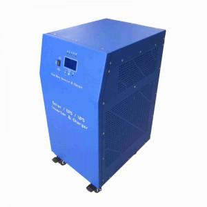 供应12KW太阳能逆变器厂家-48V60V12KW光伏逆变器-- 深圳市华威电力有限公司