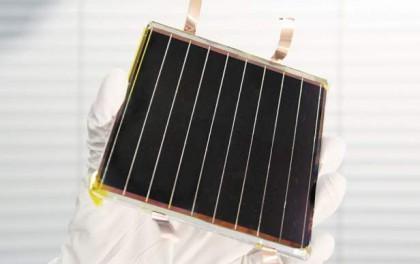 上海科技大学—研发高效率高稳定性钙钛矿太阳能电池