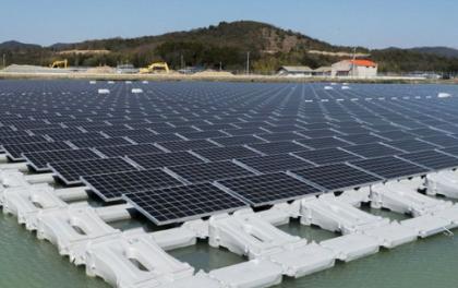 世界单体最大水面漂浮式光伏电站在山东德州开工建设!