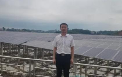 光伏电站让一块地有了4份收入,县长:再建100MW !