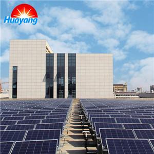 工商用太阳能发电系统 工商业太阳能发电安装 华阳绿建