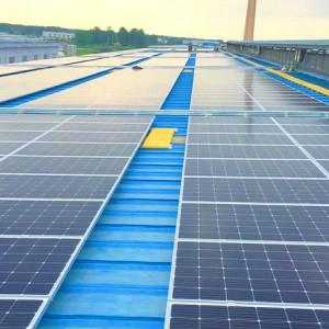 吉林太阳能发电-- 吉林省华蓝新能源科技有限公司