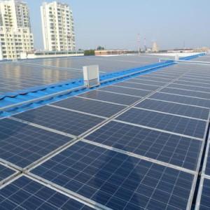 太阳能发电-- 吉林省华蓝新能源科技有限公司