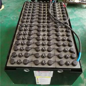 HAWKER霍克蓄电池48V5PZB375牵引电池组
