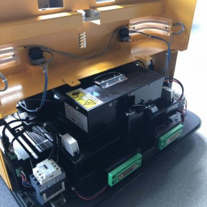 HAWKER霍克叉车电池伸缩充电桩LPC120