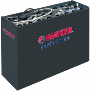 HAWKER PZS无轨转运车GB电池48V/5PZS400-- 北京路盛电源设备有限公司