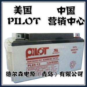 韩国PILOT蓄电池PL12-200/12V200AH变电站-- 德尔森电源(青岛)有限公司