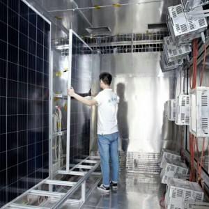 PID衰减测试太阳能板可靠性检测机构双85测试大型设备-- 深圳安博检测股份有限公司上海分公司