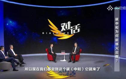 碳中和倒计时!钱智民、李俊峰、张雷央视《对话》文字实录