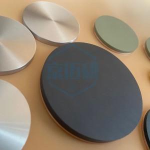 碳化钛靶材TiC磁控溅射靶材-- 北京京迈研材料科技有限公司