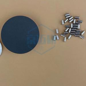 碳化钨靶材WC靶材磁控溅射靶材-- 北京晶迈中科材料技术有限公司