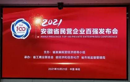 2021安徽民营企业百强榜单公布!阳光电源摘得多项第一